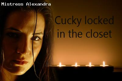 Cucky in the Closet