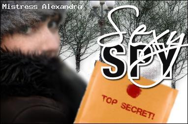 Sexy Spy