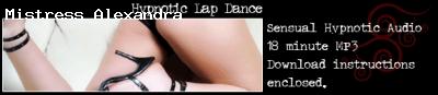 Hypnotic Lap Dance