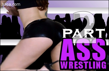 Ass Wrestler 2 - Winner Takes All!