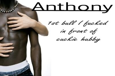 Audio: Anthony; first guy I fucked in front hubby