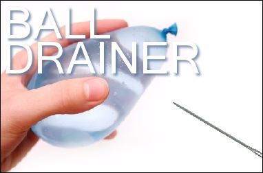 Audio: Ball Drainer