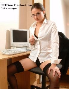 Audio: Office Seduction Massage