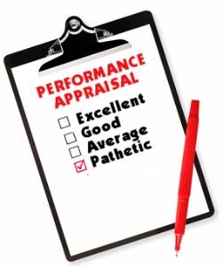 Cuck 1: Performance Appraisal