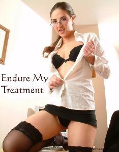Erotic Mp3: Endure My Treatment!