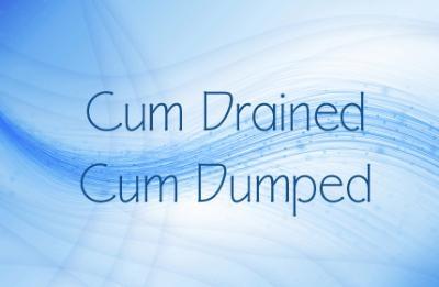 Gooner Mp3: Cum Drained & Cum Dumped