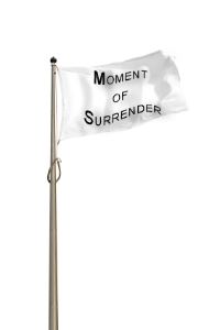 Moment of Surrender