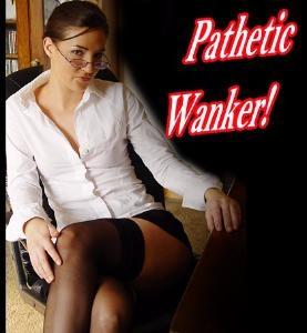Pathetic Wanker