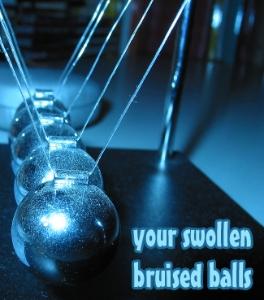 Swollen Balls