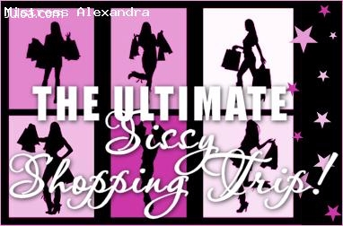 Ultimate sissy Shopping Trip